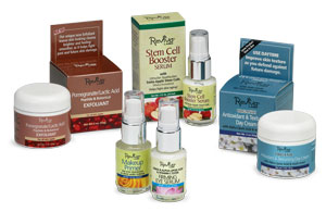 Reviva's Skin Care Innovative Products