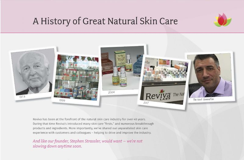 Reviva Labs: Trusted for Generations