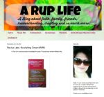 A RUP LIFE's Lisa Uses Reviva's Nourishing Cream to Plump Her Skin