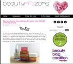 Beauty Info Zone finds two more Reviva products to love: DMAE Firming Fluid and Nourishing Cream