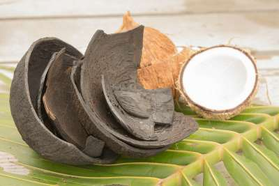 Charcoal as part of a natural skin care routine