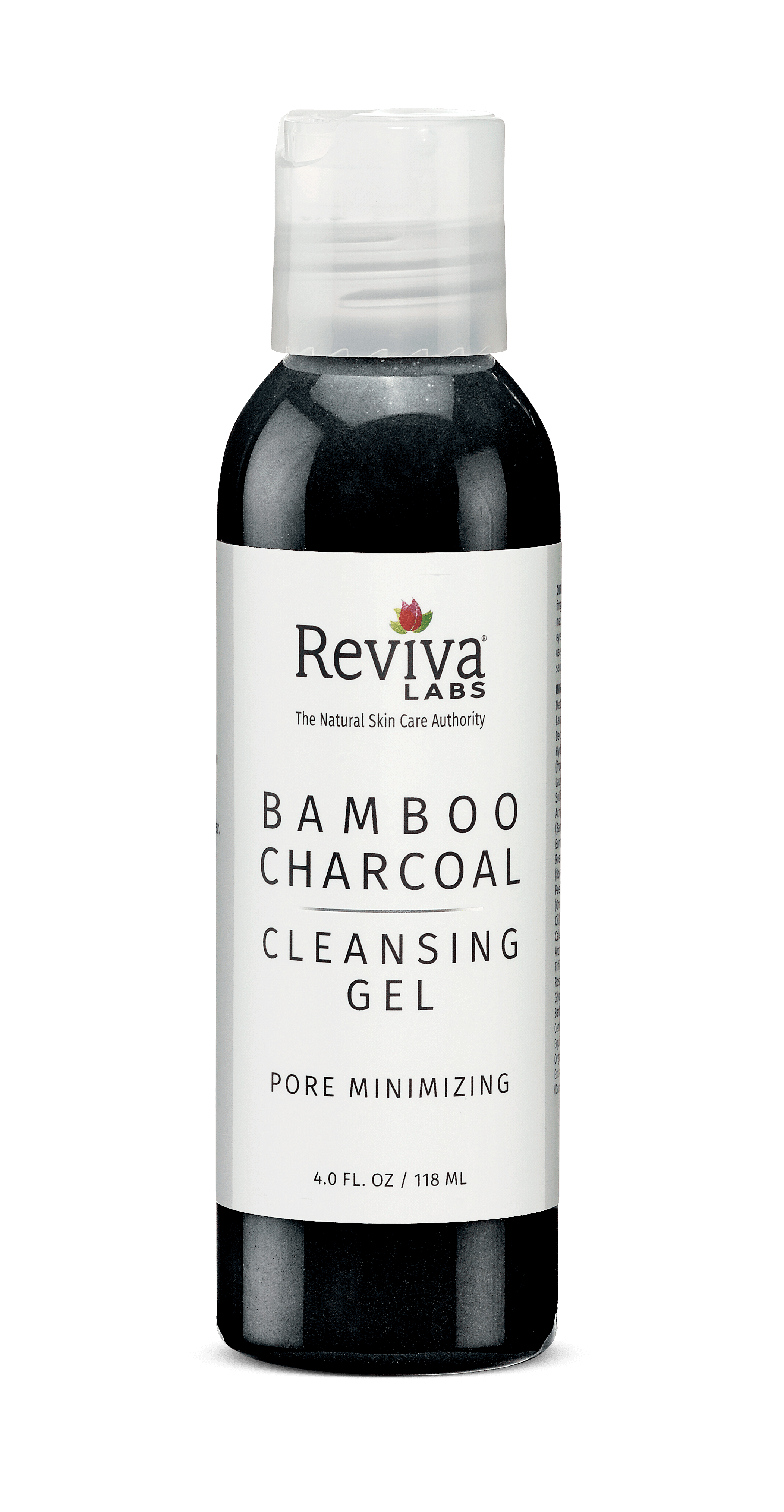 Bamboo Charcoal Pore Minimizing Cleansing Gel Reviva Labs